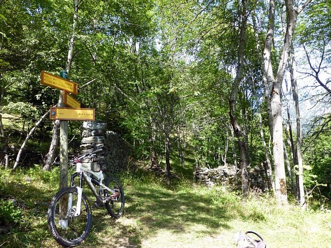 La boucle du Rivier d'Allemont