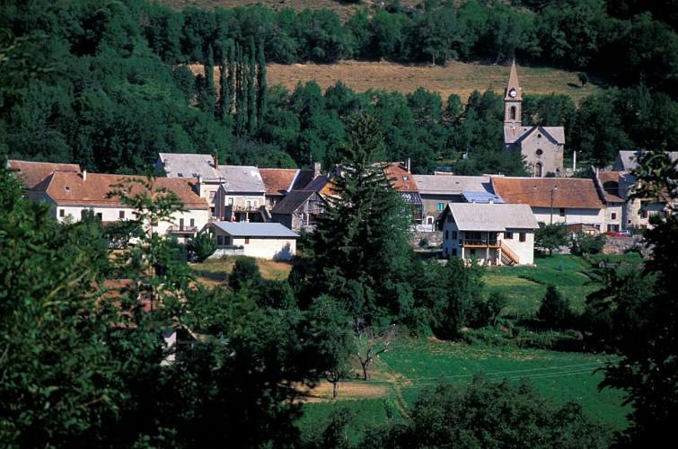 EldoradoVelo - Boucle 2 -Le Bocage du Champsaur
