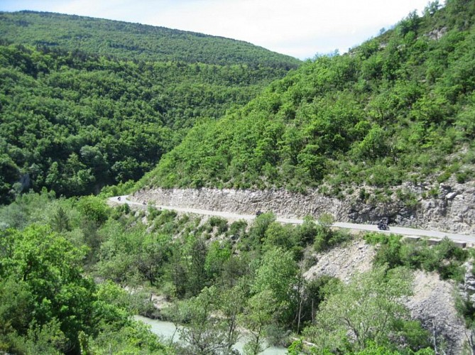 EldoradoVelo - Boucle 03 - Tour de la Montagne de Chabre - Laragne