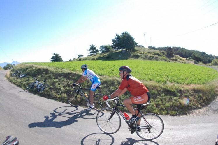 EldoradoVelo - Boucle 07 - Tour de la Montagne d'Aujour