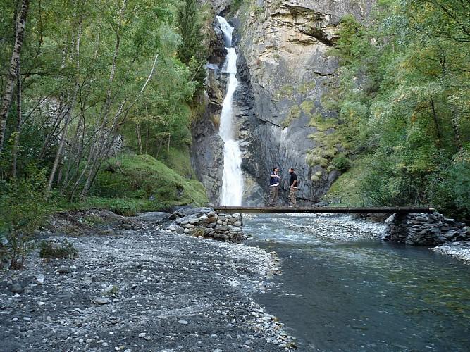 Cascade de Lanchatra