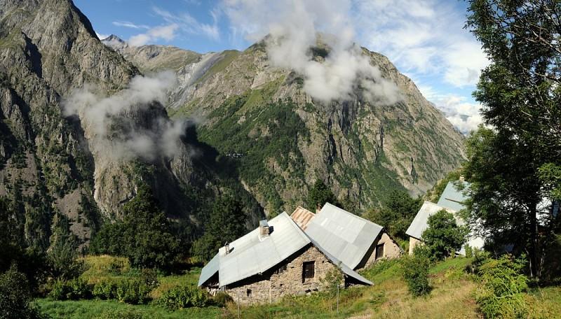 Le hameau du Puy