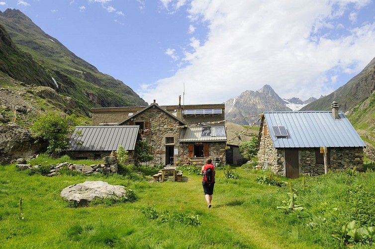 Hiking - Refuge et vallon de la Lavey