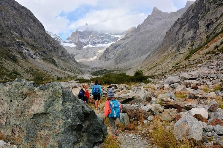Hiking - Refuge du Châtelleret