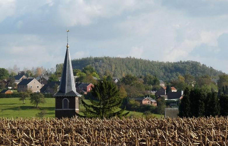 Balade dans Housse et Saint-Remy