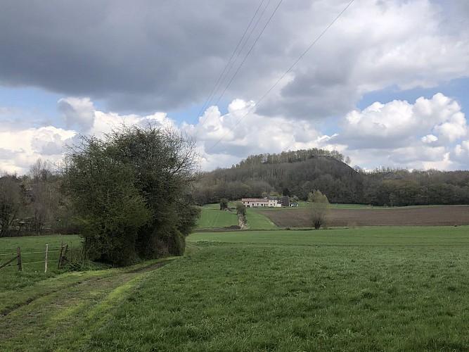 Sur les traces de la bataille de Collarmont