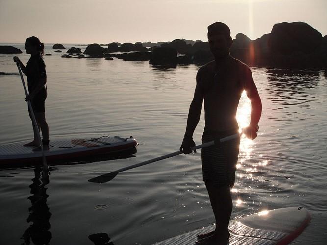 Les Amiets sur l'eau
