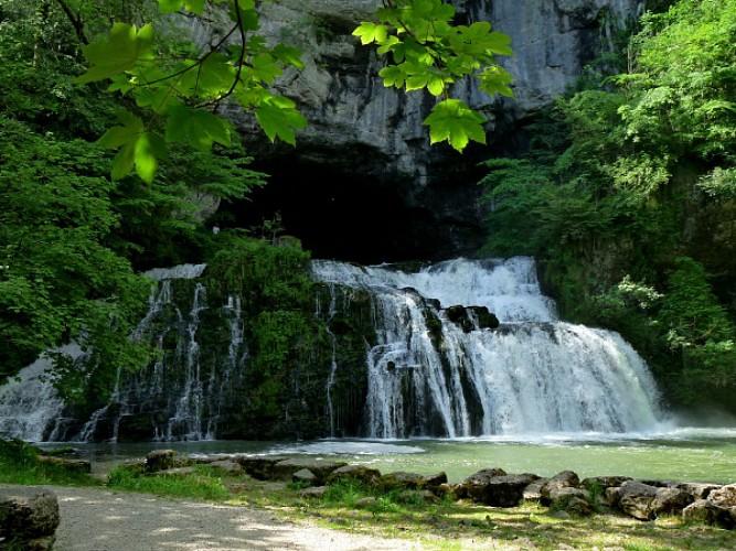 Doubs Rando' - La source du Lison - Nans-Sous-Sainte-Anne