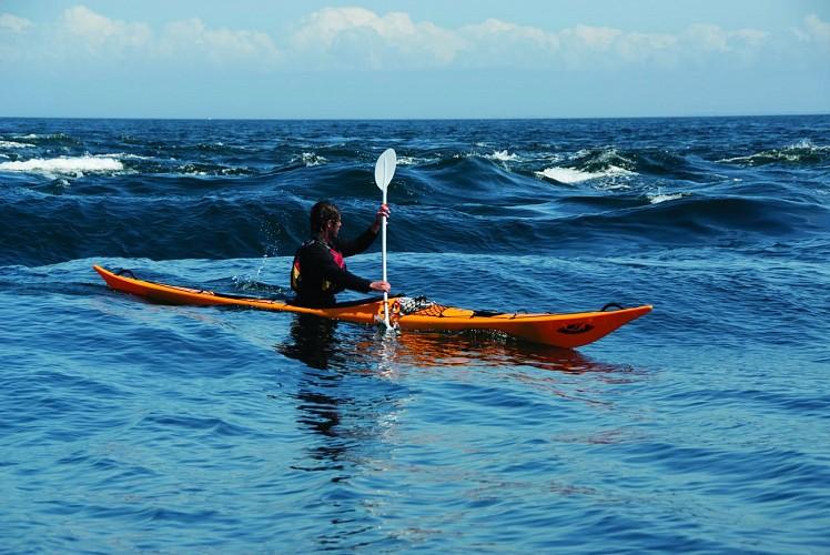 Kayak autour de la Pointe du Raz