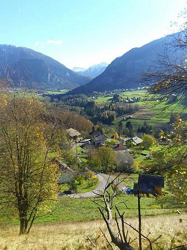 Randonnée entre lac et alpages