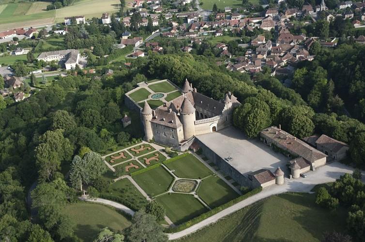 De Soieries en Châteaux