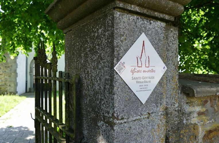 Tenneville - Promenade de la Vieille Eglise