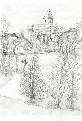 Le Moyen-Âge dans la région de la Haute Senne - Horrues, Braine-le-Comte, Steenkerque.