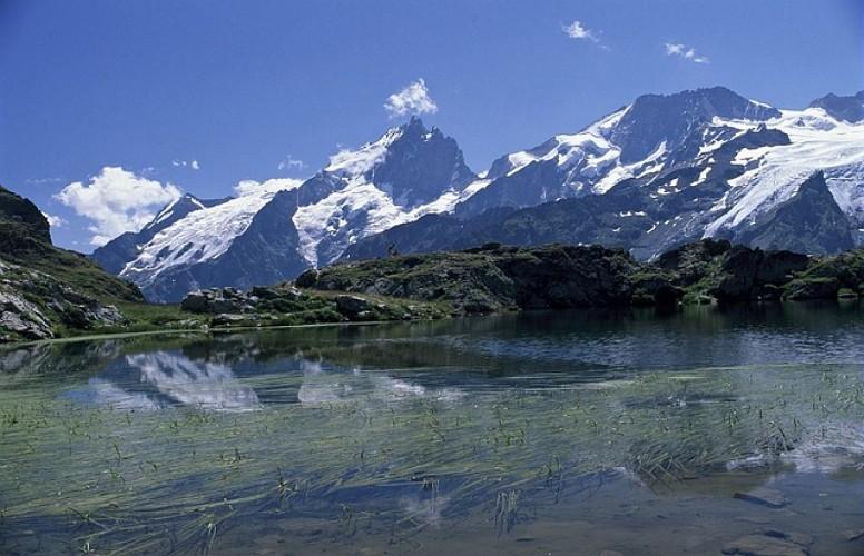 Le plateau d'Emparis (au départ du chalet Josserand)