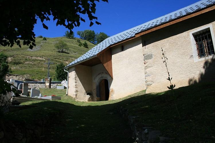 De Villard-Notre-Dame à Villard-Reymond