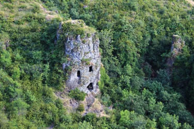 Découverte des Balmes de Montbrum
