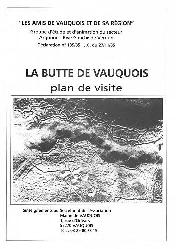Balade Historique - La Butte de Vauquois