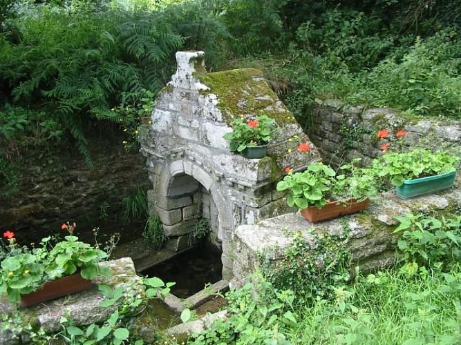 Circuit de la voie romaine et de la croix de fer
