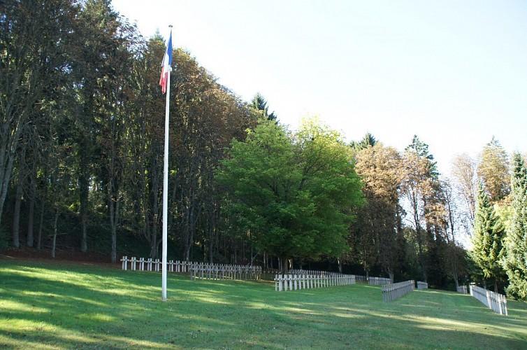 Balade Historique - Le sentier du Point X aux Eparges