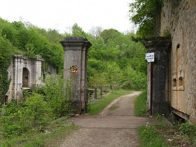 Le Fort Génicourt sur Meuse