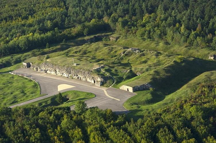 Balade Historique - Fort de Vaux