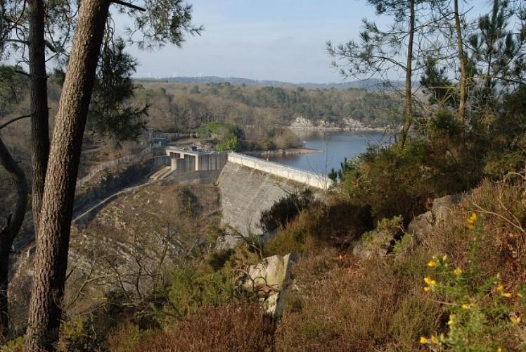 Circuit du barrage de Guerlédan