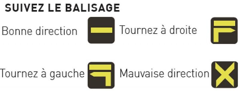Circuit des croix - Guillac