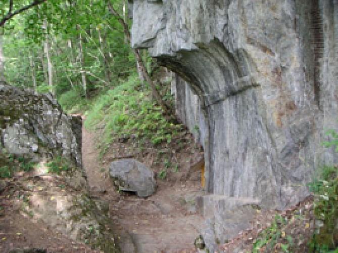 La Porte romaine de Bons