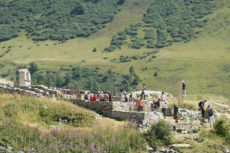 Balade de l'Alpe d'Huez au col de Sarenne