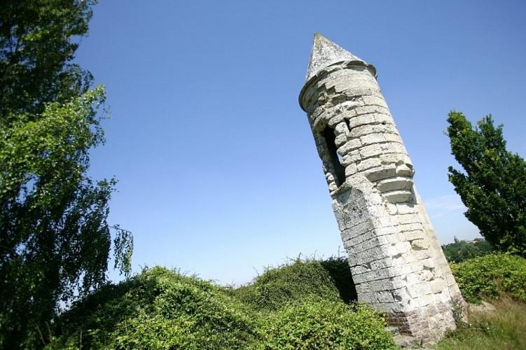 Sur la trace du chemin de St. Jacques de Compostelle et de l'Escaut