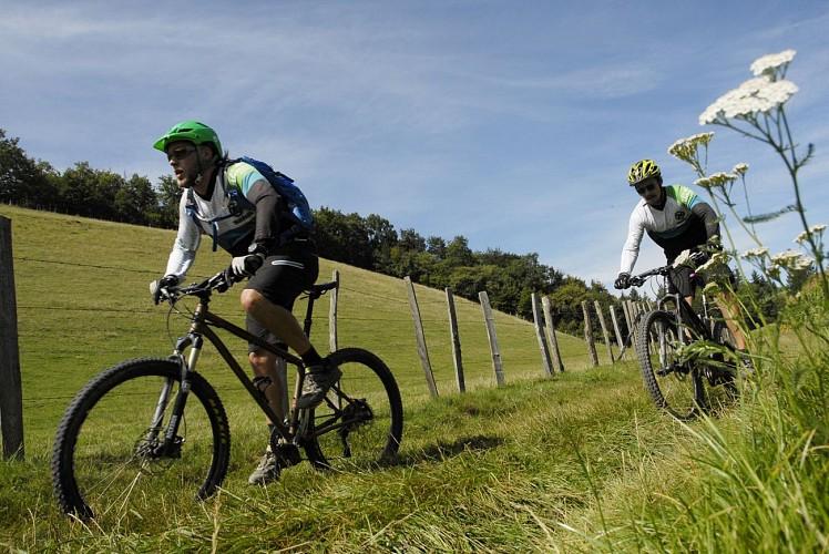 Circuit VTT Le Tours de Montenvers