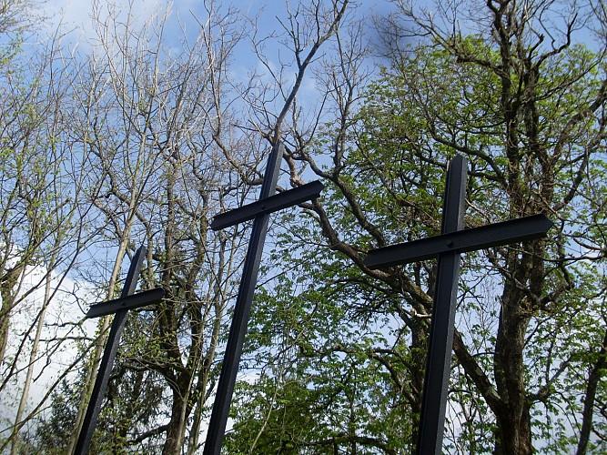 Rando pédestre : Les Trois Croix