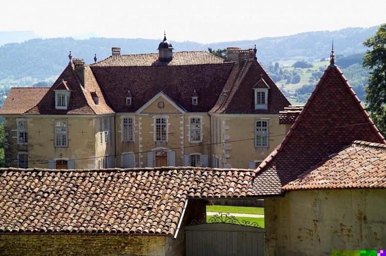Circuit : Des châteaux à la campagne