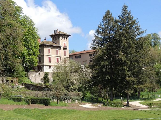 Rando pedestre Des châteaux à la campagne