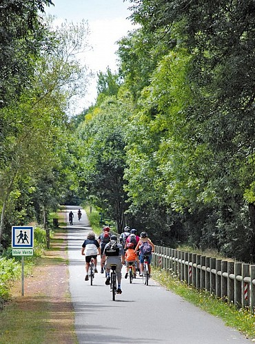 Circuit du Bois de la Roche - Néant Sur Yvel