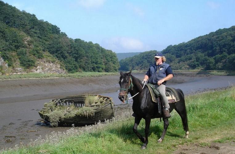 À cheval sur l'Equibreizh Nord