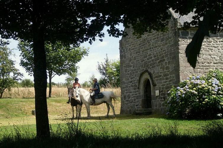 A cheval sur l'Equibreizh Transversale