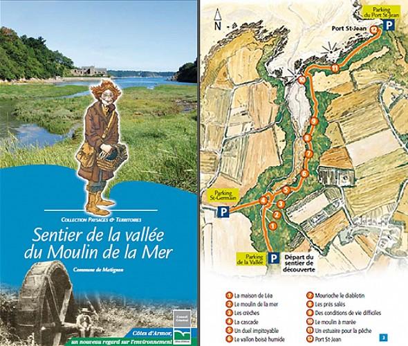 Balade dans la Vallée du Moulin de la Mer - Matignon