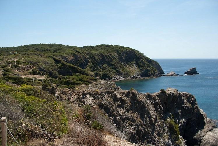 Sentier du littoral - Presqu'île de Giens