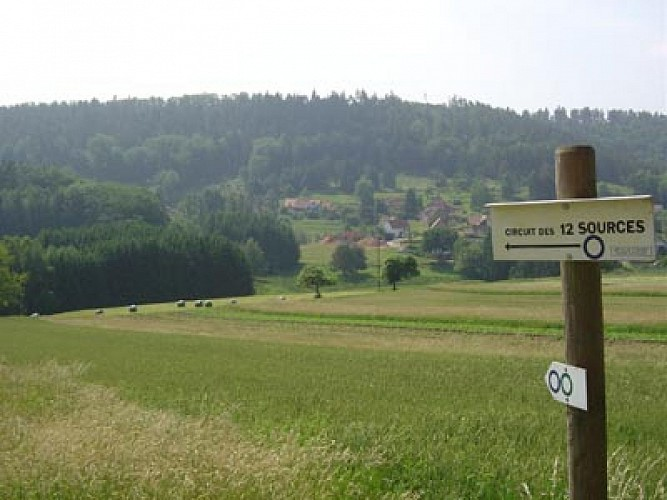Circuit des 12 sources - Zittersheim