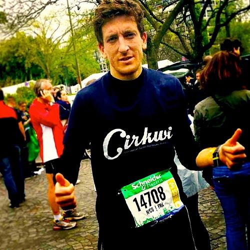 Marathon PARIS 2014