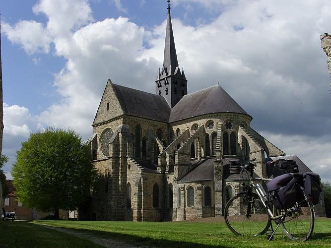 Circuit d'Orbais-l'Abbaye en 4 balades : parcours santé