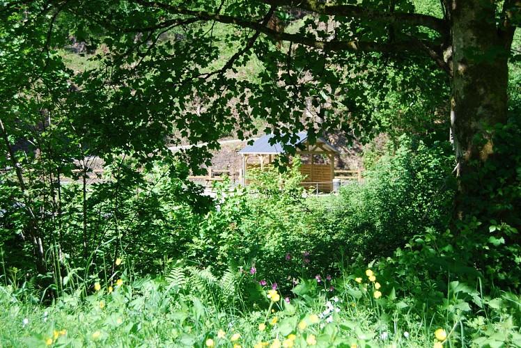 Orchimont - Balade de la Roche à Campa