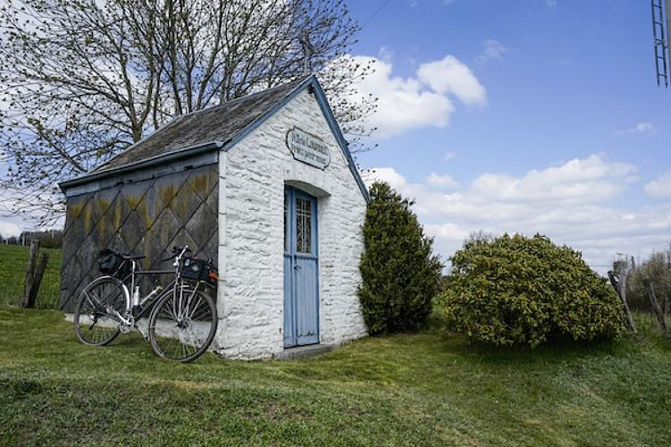 Hicycle Tour - Etape 7 (partie 1) - Auberge de Champlon - Troisvierges