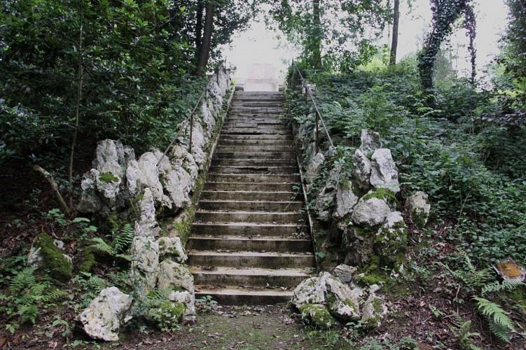 "Sugny - Balade pédestre ""Le Moulin du Gigue"""