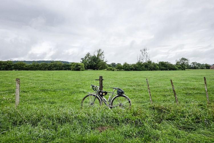 Hicycle Tour - Etape 9 - Auberge de Liège - Auberge de Namur