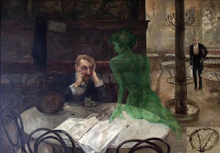 Manoir et fantômes de Paris