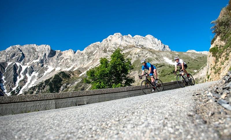 Cyclo - Col du Noyer