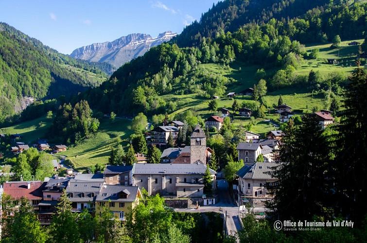 Village de Flumet