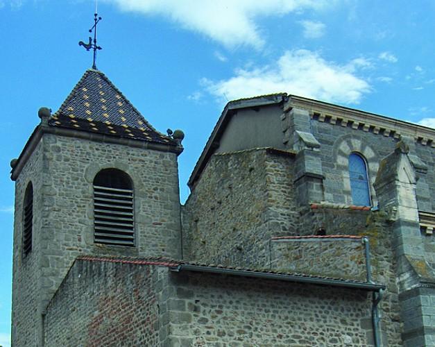 Eglise de Messimy